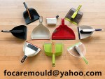 two color dustpan n brush mold