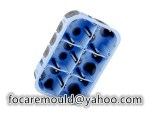 multi shot cable coupling box mold