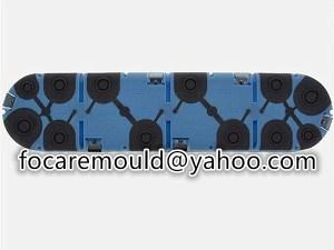 multi shot electric box mold