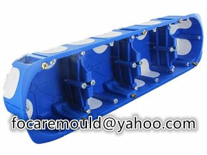 multi shot plastic socket mold
