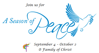 A Season of Peace Invitation