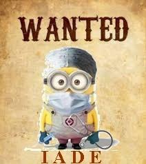 Wanted IADE...
