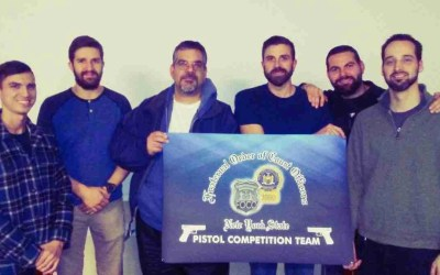 HOLIDAY RAFFLE AND THIRTEENTH ANNUAL PISTOL COMPETITION RESULTS