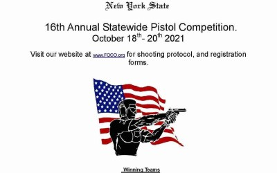 Sixteenth Annual F.O.C.O. Pistol Competition