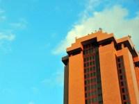 Nairobi, Kenya: Times Complex aka New Central Bank Tower