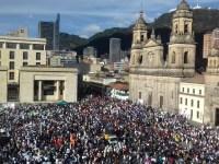 """La paz """"Castro-Chavista"""" – Mensaje desesperado"""