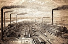Why the Industrial Revolution didn't happen in China