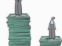 Pobres y ricos: preferencias por inflación y desempleo.