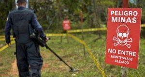 Efectos esperados y no-esperados de la remoción de minas antipersonales