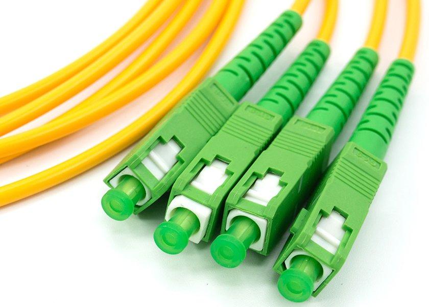 fiber optic connectors