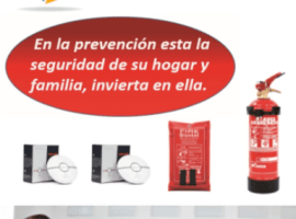 Kit Antiincendio