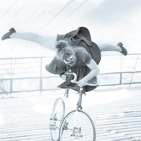 Anthony Tissot - Seule en roue