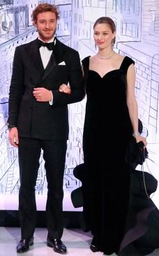 Pierre Casiraghi & Beatrice Borromeo