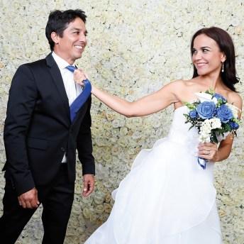 Marlon Petrocchi & Zuleyma Laclé