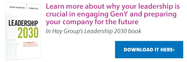 Leadership 2030 - How to engage GenY