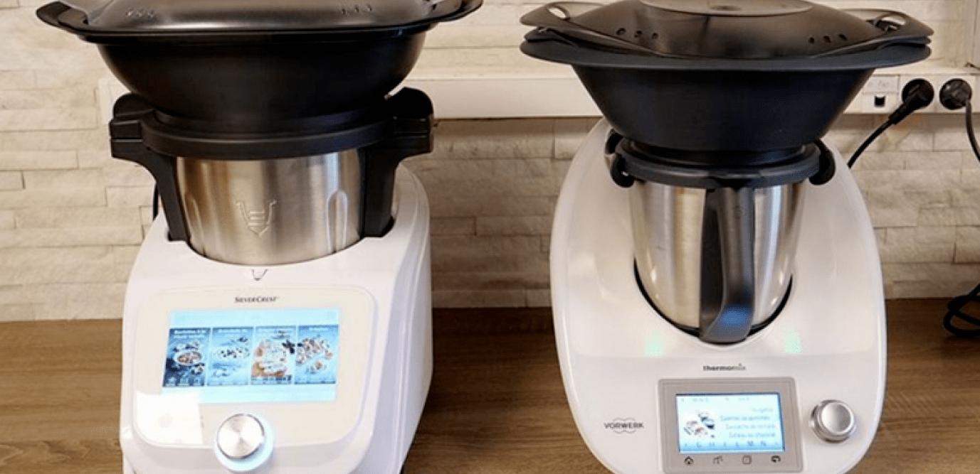 le robot cuiseur connecte de lidl