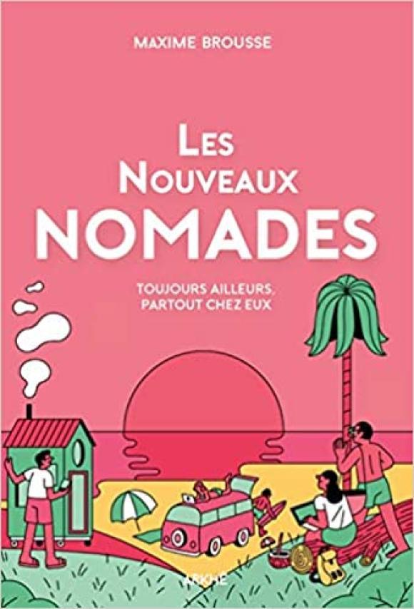 Couverture du livre« Les Nouvaux nomades»