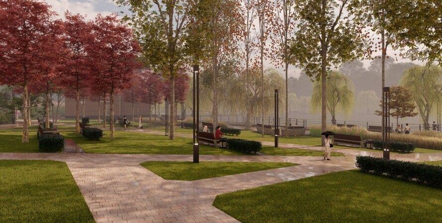 КГГА решила отремонтировать Голосеевский парк в Киеве: что ...