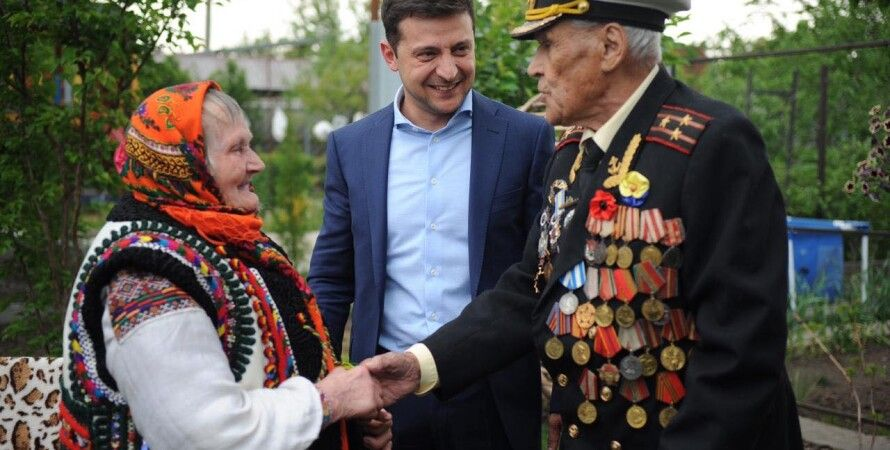 Зеленский пожелал украинцам единства, опубликовав фото со ...