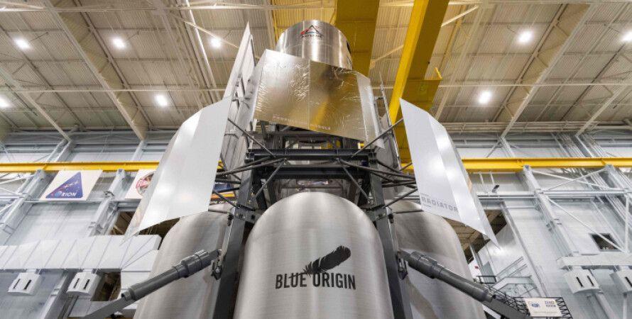 Компания Blue Origin планирует запустить в космос туристов ...
