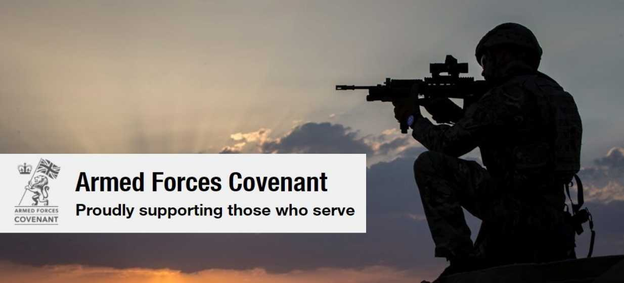 Armed Forces Covenant | Focus Ecommerce and Marketing