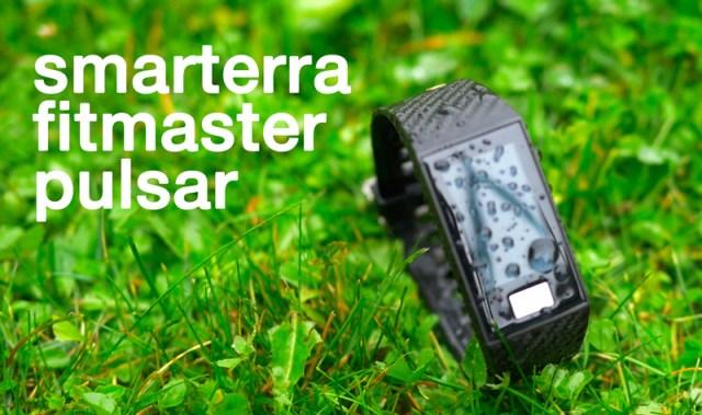 Смарт-часы Smarterra Fitmaster Pulsar