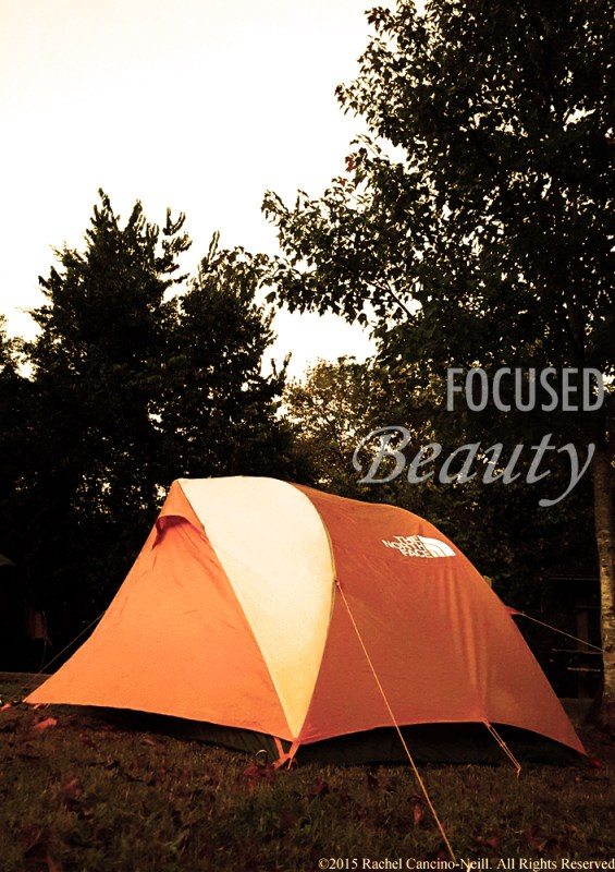 """""""Camping"""" by Rachel Cancino-Neill taken at Roaring River State Park"""