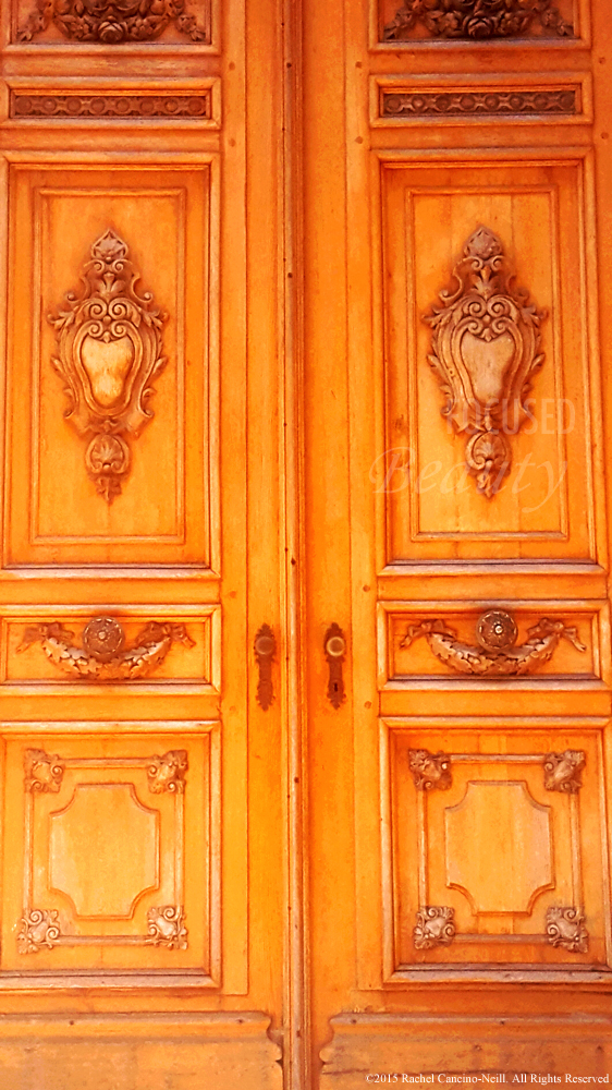 """Golden Doors"" by Rachel Cancino-Neill taken in Istanbul, Turkey: 2015"