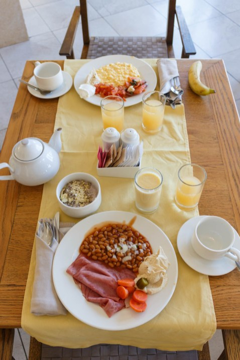 Radisson Blu Breakfast