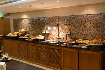 Radisson Blu Tala Bay Breakfast