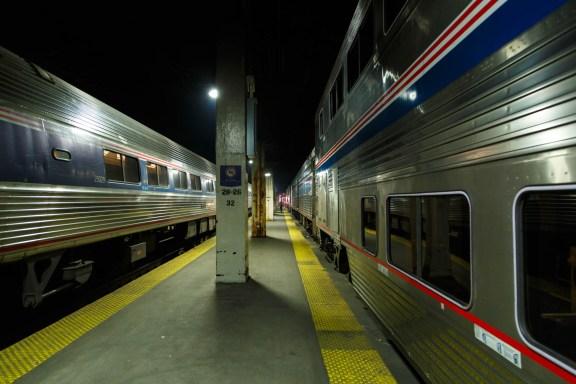 Amtrak Chicago Union Station