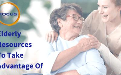 Elderly Resources To Take Advantage Of