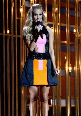 Carrie Underwood en Georges Chakra