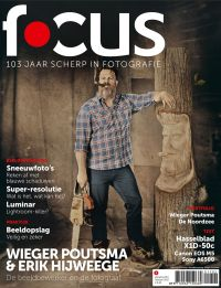 Focus Magazine fototijdschrift 2 2017 Cover