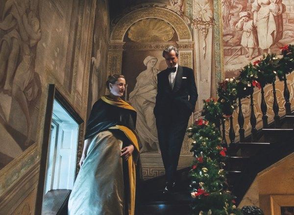 Vicky Krieps & Daniel Day-Lewis in Phantom Thread