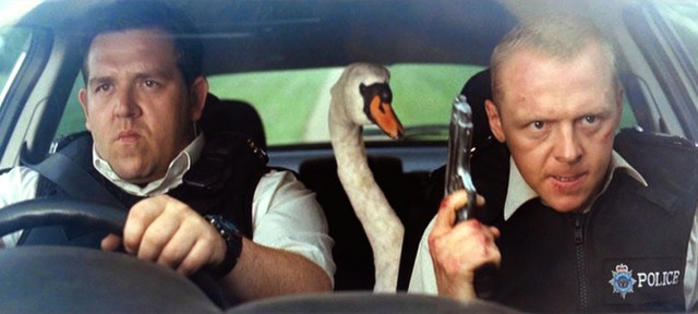 10 Things That Make Hot Fuzz One of the Funniest Cop Movies Ever Made