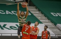 Sporting vence Galitos do Barreiro (99-61) e segue líder invicto