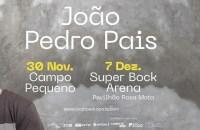 João Pedro Pais leva 'Confidências' a Lisboa e Porto