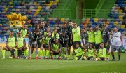 Sporting vence Lyon e arrecada o Troféu Cinco Violinos