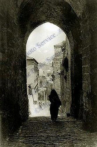 Gerusalemme - una veduta della Città Vecchia