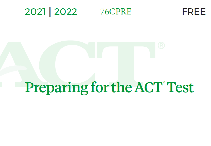 76CPRE ACT Test - Full Test