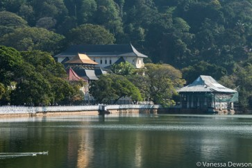 Temple of the Sacred Tooth, Kandy, Sri Lanka
