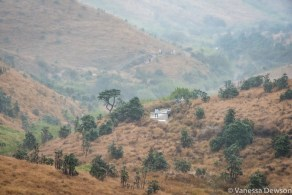 Hiking trail, Horton Plains, Sri Lanka
