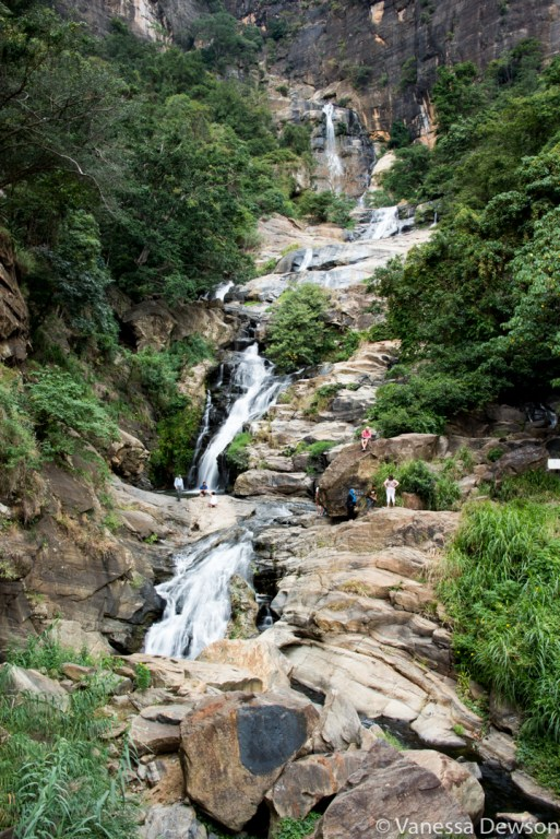 Ravana Falls, Sri Lanka