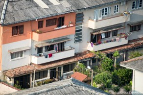Balconies in Colombo