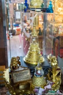 Hair Relic of the Supreme Buddha