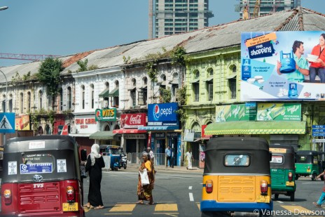 Old and new in Colombo
