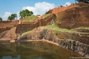 Pool in Sigiriya