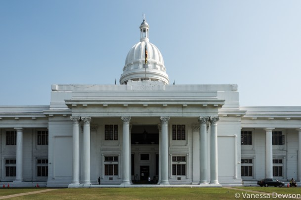 Town Hall, Colombo