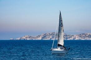 Sailing. Photo by: Vanessa Dewson